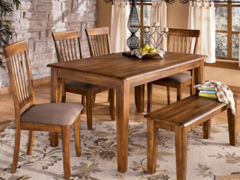 Dining room furniture battle creek mi russell 39 s for Dining at at t center