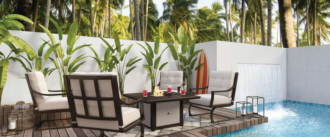 Ring In the Warm Weather With Some of Our Latest Outdoor Patio Furniture!